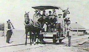 The First Public Railway in australia.