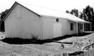 John Hill & Co's Coach House in Milang.