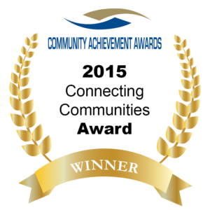 CAA15 Winner - Connecting Communities